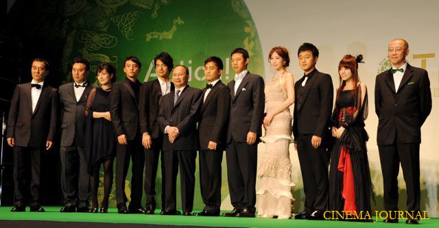 第21回東京国際映画祭始まる